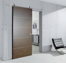 les portes coulissantes pour gagner de l 39 espace. Black Bedroom Furniture Sets. Home Design Ideas
